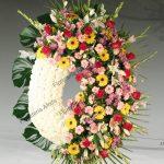 Corona funeraria modelo P10