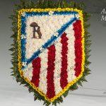 Escudo floral Atlético de Madrid