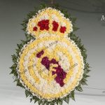 Escudo floral Real Madrid