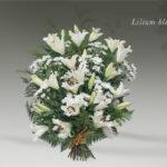 ramo lilium blanco